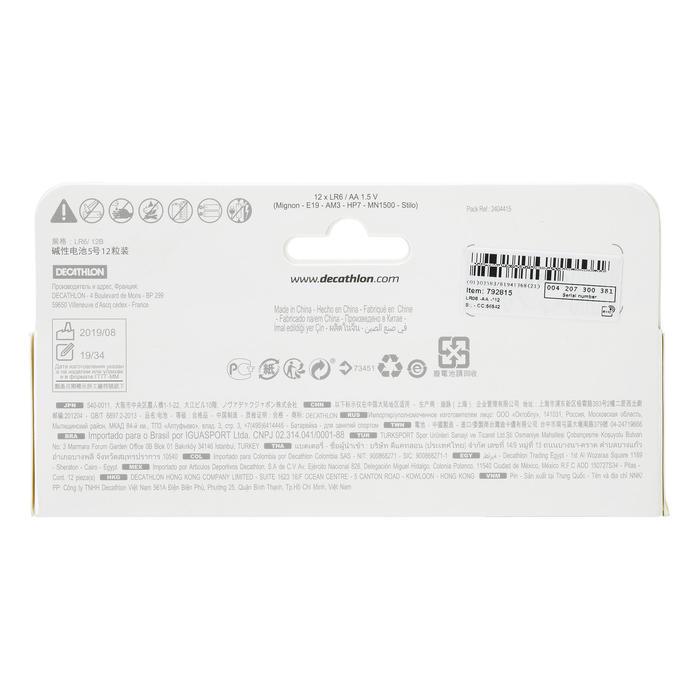 Set 12 alkaline batterijen LR06 - AA