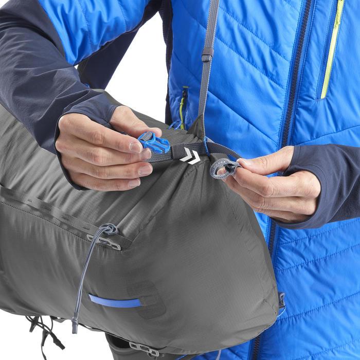 Rugzak voor alpinisme van 22 liter Sprint 22 grijs