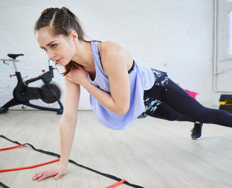 débardeur de fitness femme