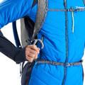 BATOHY NA ALPINISMUS Alpinismus, horolezectví - BATOH SPRINT 22 L ŠEDÝ SIMOND - Batohy, stany, spacáky