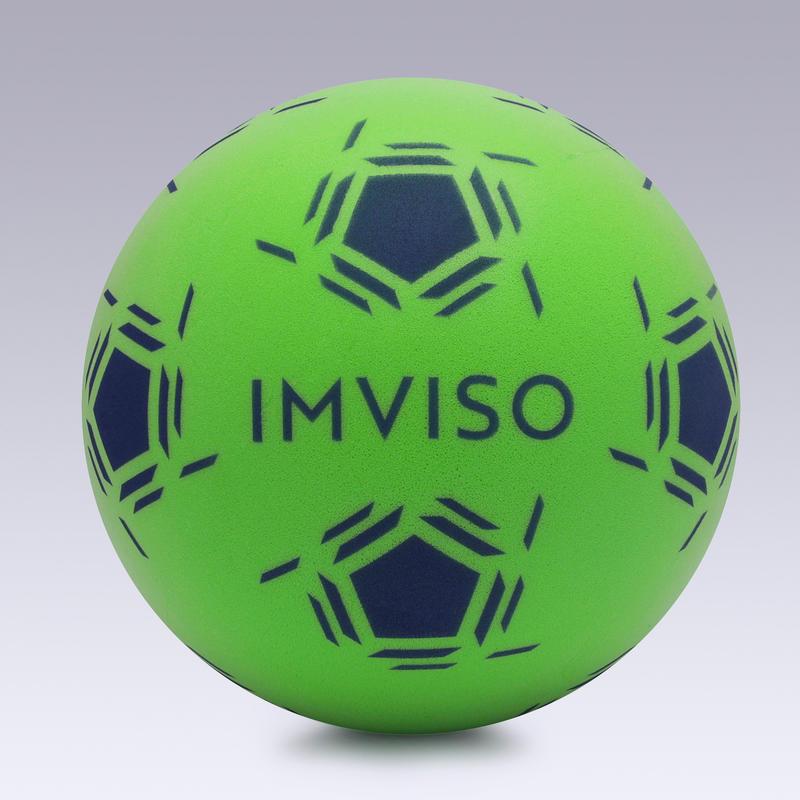 Balón Espuma Talla 3 Verde Imviso