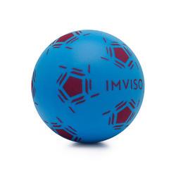 Minibola de Aprendizagem Futsal em Espuma Azul/Violeta