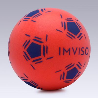 Balón Espuma Imviso Talla 3 Rojo