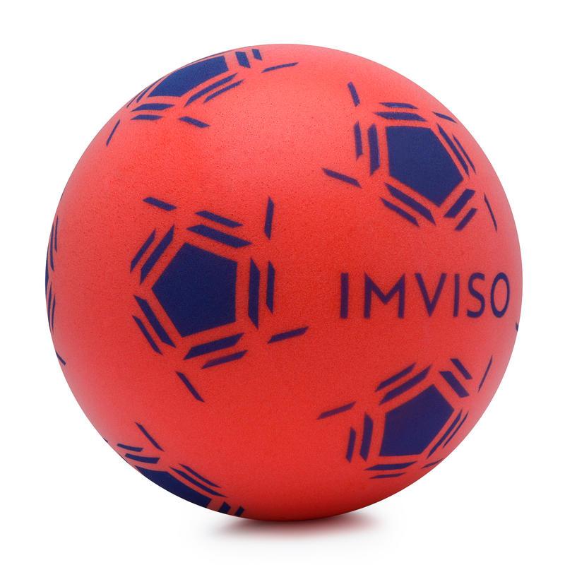 Balón Espuma Talla 3 Rojo Imviso