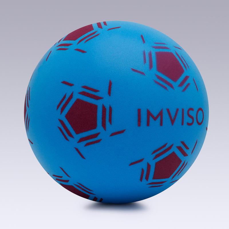Futsal Foam Ball Size 3 - Blue