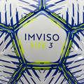 Futsal labdák Futball - Teremfutball-labda 900, 58 cm IMVISO - Futsal