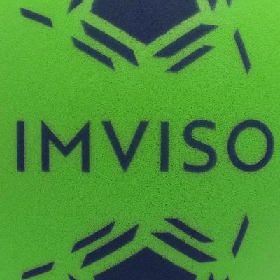 Balón de Fútbol Espuma Imviso Talla 3 Verde