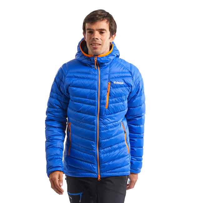 Men's Puffer Down Jacket for -10 Degrees Simond Light Alpi