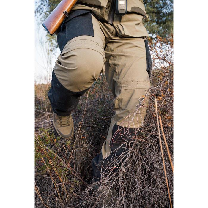 Pantalon chasse léger résistant et respirant 900 Vert clair