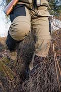 ÎMBRĂCĂMINTE VREME CALDĂ VÂNĂTOARE Imbracaminte - Pantalon 900 vânătoare verde SOLOGNAC - Pantaloni