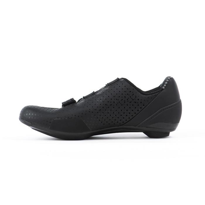 Fietsschoenen voor dames RR520 Carbon zwart