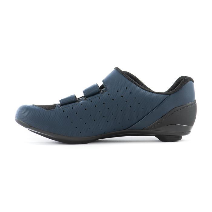 Fietsschoenen racefiets voor cyclosport 500 marineblauw