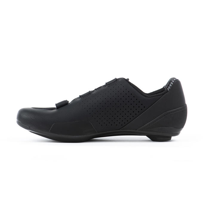 Fietsschoenen Roadr 520 zwart