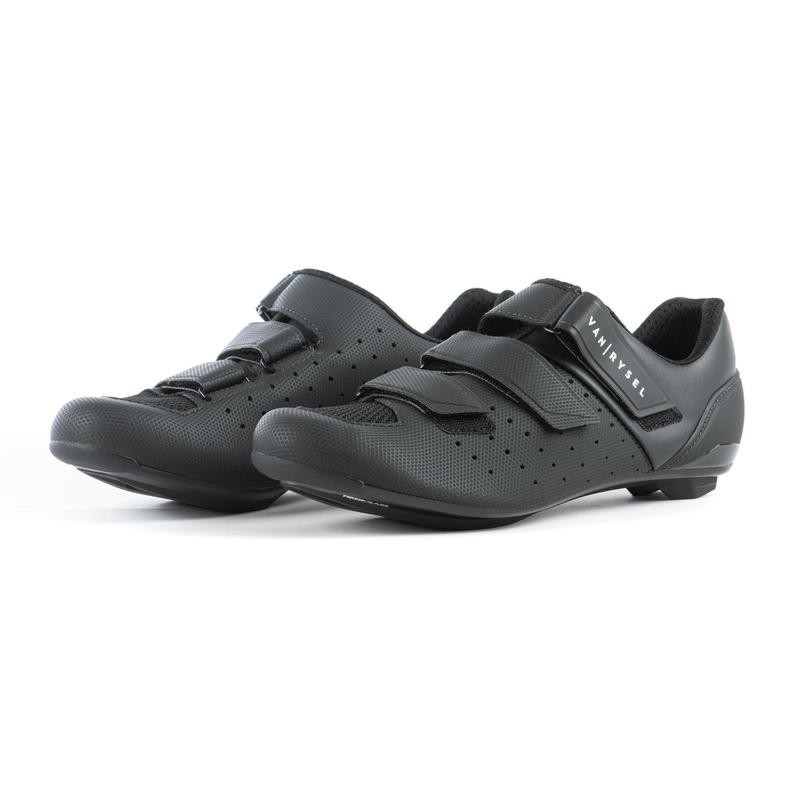 RCR500 Road Cycling Shoes - Black