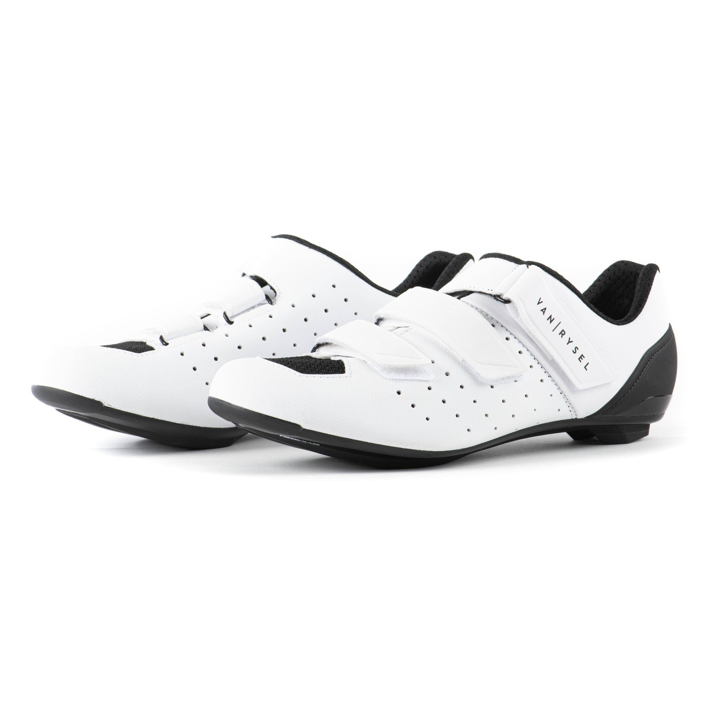 Fahrrad-Schuhe Rennrad RR 500   Schuhe > Sportschuhe > Fahrradschuhe   Van rysel