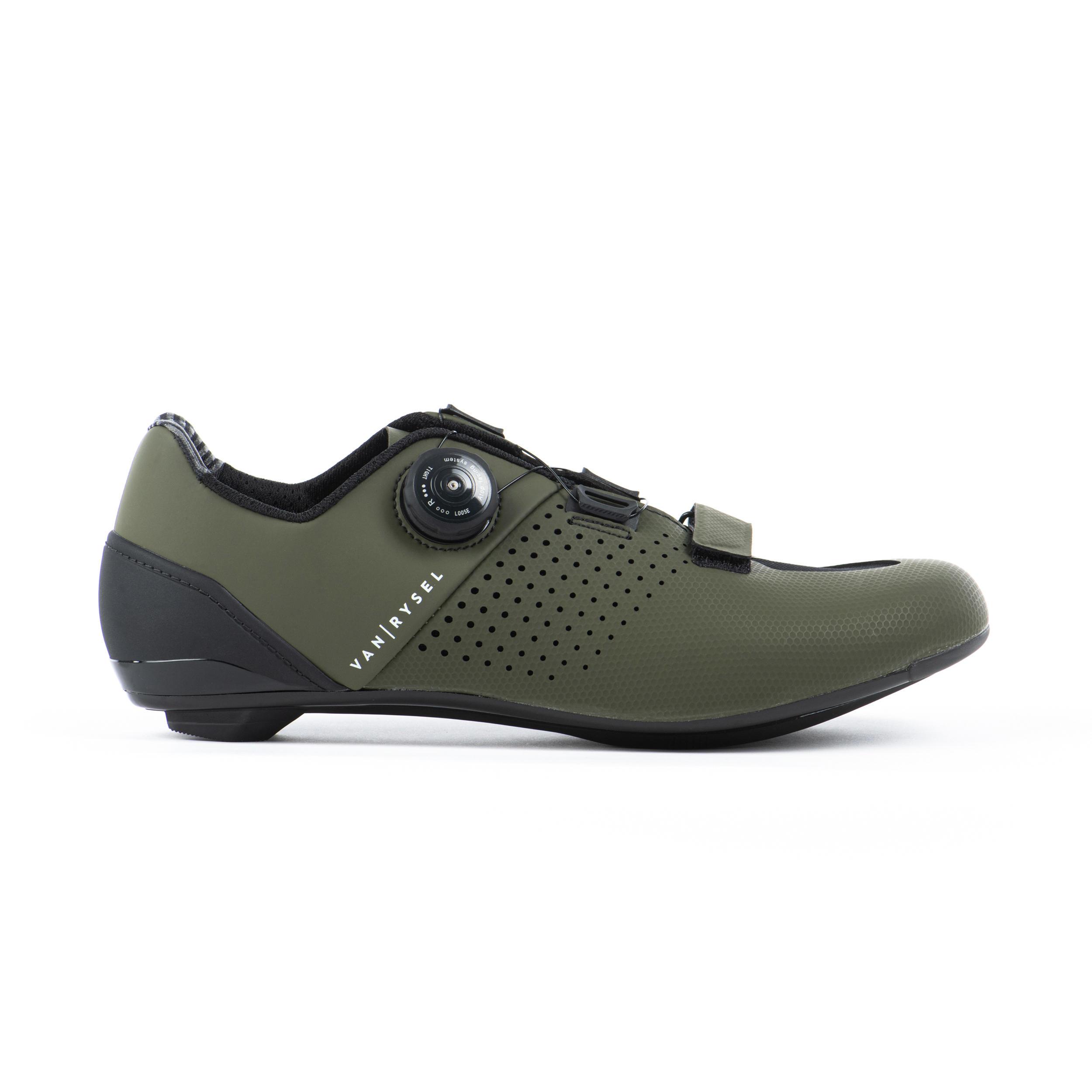 Chaussures de vélo cyclo-sport VAN RYSEL ROADR 520 VAN RYSEL ...