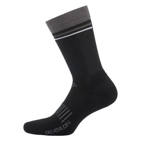 Шкарпетки 900 для велоспорту - Чорні/Сірі