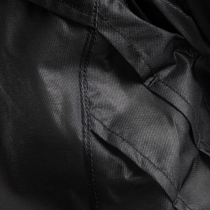 Fietsregenjas Ultralight Racer zwart