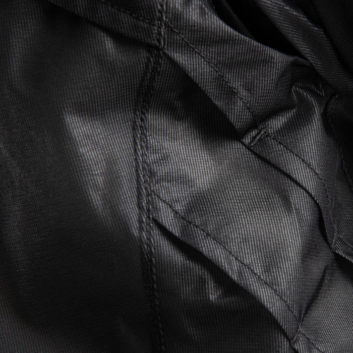 Wielren regenjas Ultralight RR900 zwart