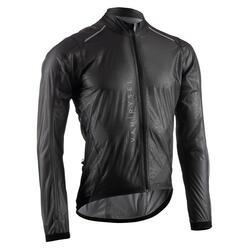 Rainproof Jacket Ultralight Racer - Black