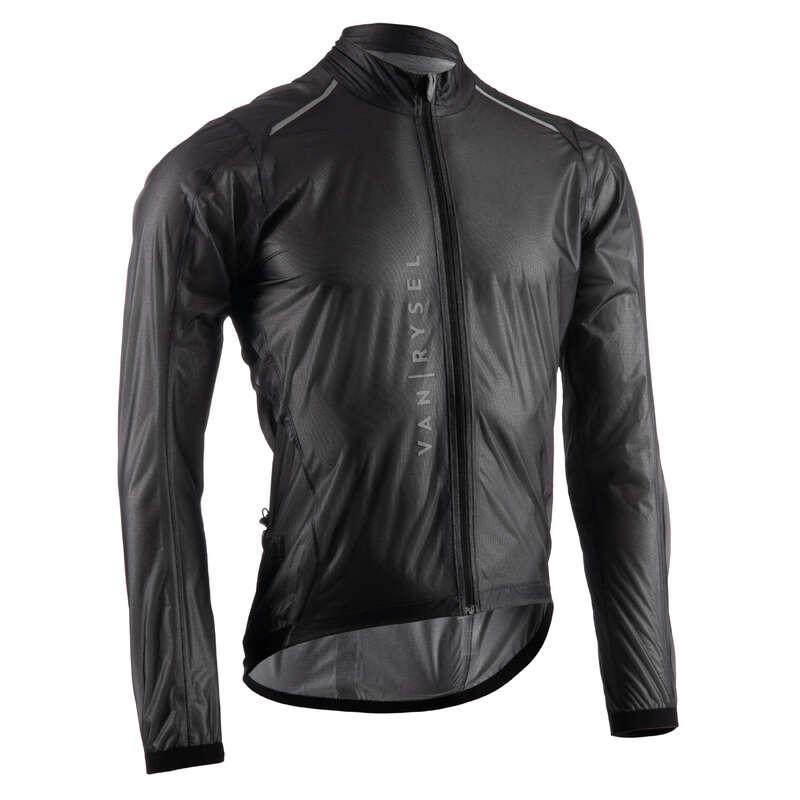 HAB VELO ROUTE COUPE-VENT H Kerékpározás - Esőkabát Ultralight  VAN RYSEL - Kerékpáros ruházat