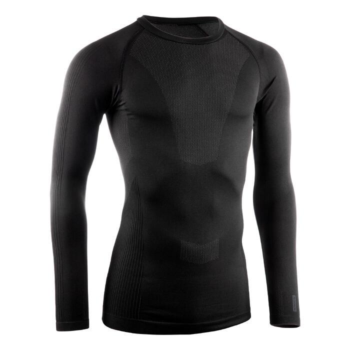 Fietsondershirt Training zwart