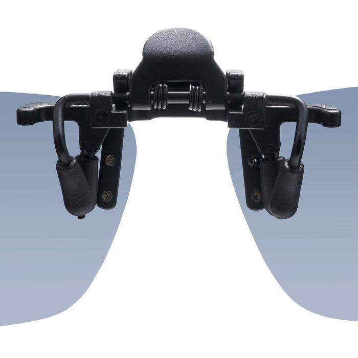 Clip adaptable sur lunettes de vue - MH OTG 120 Large - polarisant catégorie 3