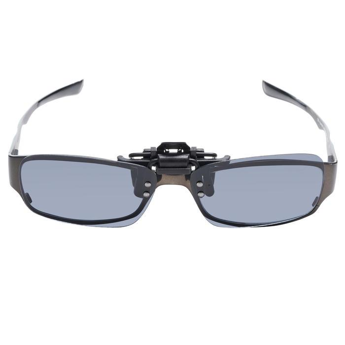 Clip adaptable sur lunettes de vue - MH OTG 120 SMALL - polarisant catégorie 3
