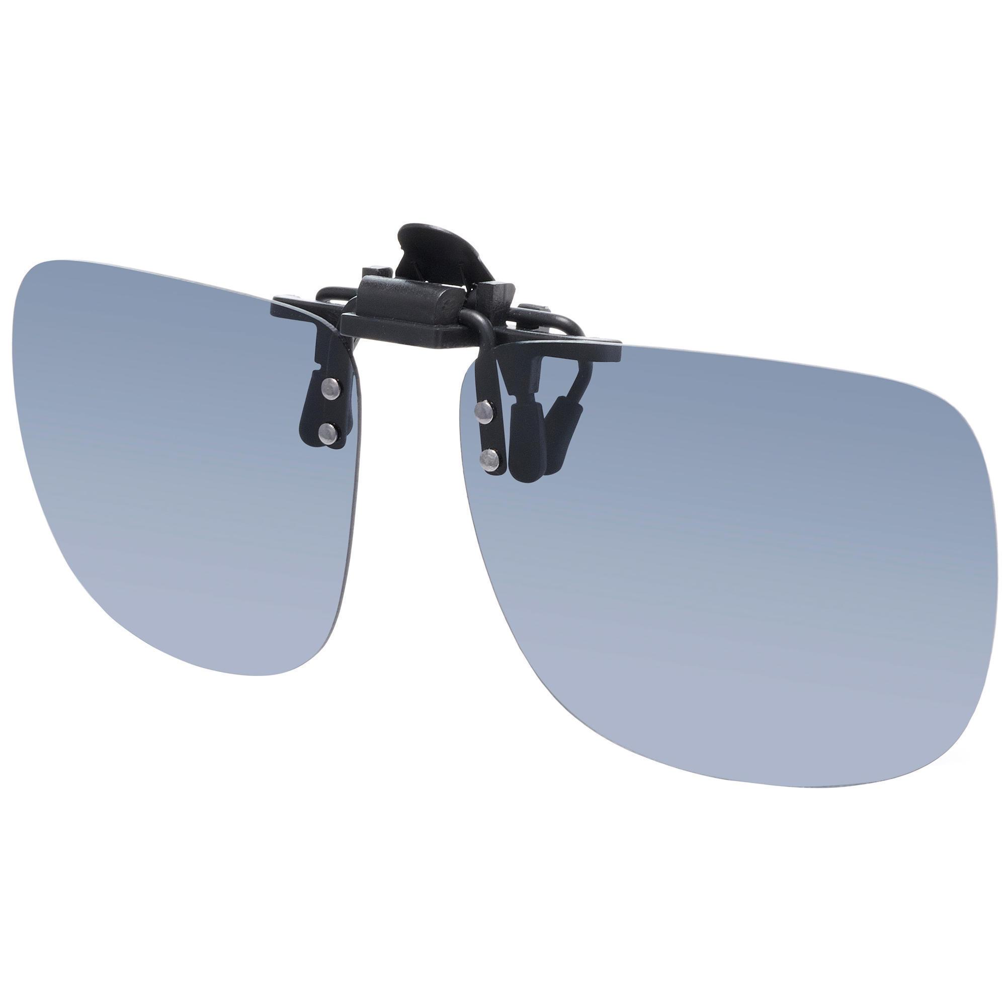 Accessoires de voiture Pince a lunettes de soleil de forme de pare-soleil SODIAL R