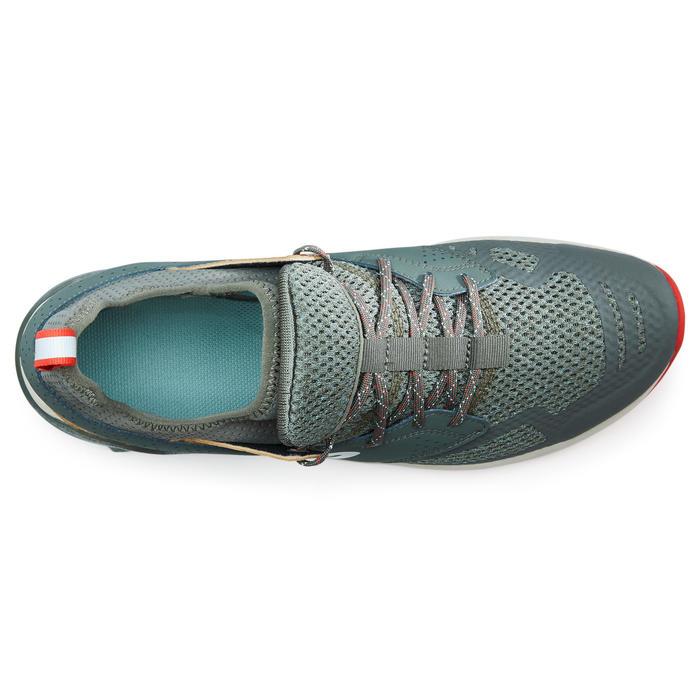 Schoenen voor nordic walking heren NW 500 Flex-H kaki