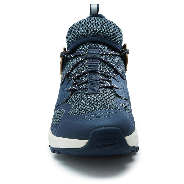 Schoenen voor nordic walking heren NW 500 Flex-H blauw