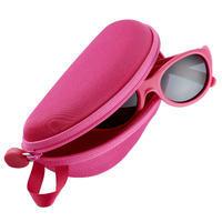 Etui à lunettes de soleil rigide - CASE 560 Jr - rose - Enfants