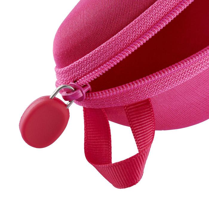 Etui à lunettes de soleil rigide - CASE 560 JR - enfant - rose