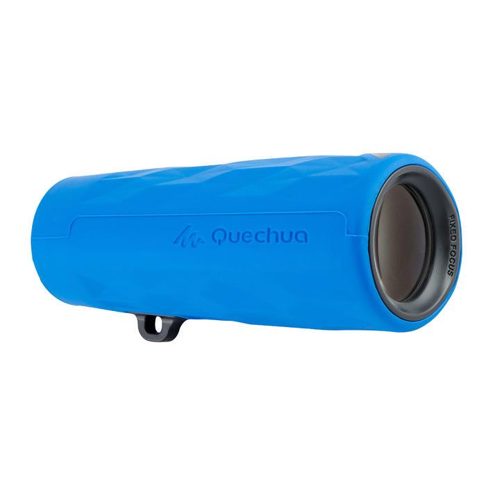 兒童款8x固定焦距健行單筒望遠鏡MH M120-藍色