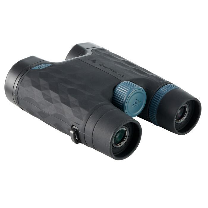 成人款健行可調式雙筒望遠鏡MH B560-x12放大率-黑色
