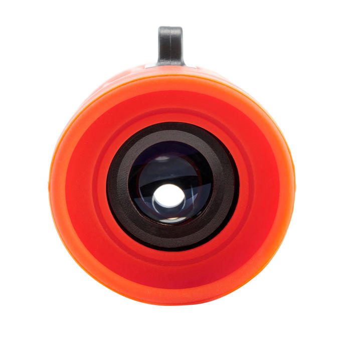 Kids Fixed Focus Mountain Walking Monocular MH M120 - x8 Magnification - Orange