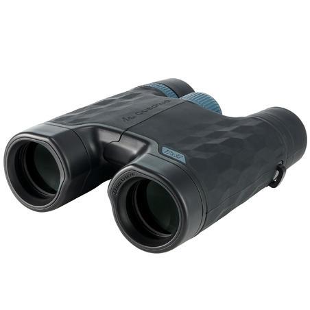 Adult Hiking binoculars with adjustment - MH B560 - x12 magnification - Black