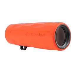 Monokijker voor wandelen kinderen MH M100 fixed focus x6 oranje