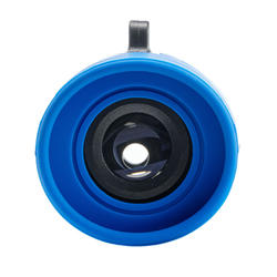 Kids Fixed Focus Hiking Monocular - MH M120 - x8 Magnification - Blue