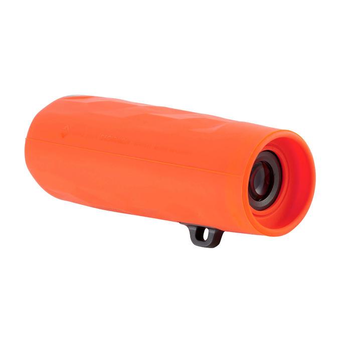 兒童款8x固定焦距健行單筒望遠鏡MH M120-橘色