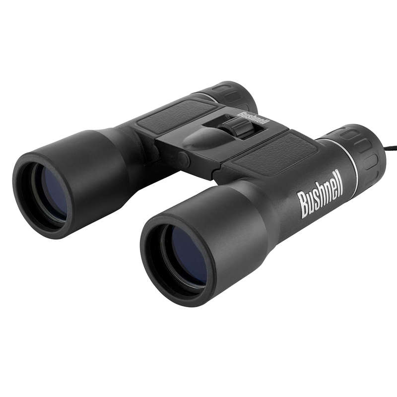 HIKING BINOCULARS Outdoor Equipment - POWERVIEW 12x32 binoculars BUSHNELL - Navigational Equipment