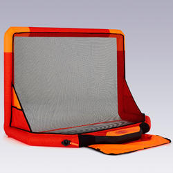 充氣式球門Air Kage Pump - 紅色/橘色
