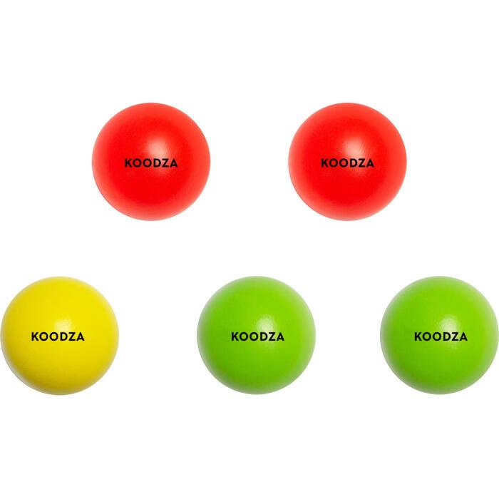5 COCHONNETS COULEURS HOMOLOGUÉS COMPÉTITION EN BUIS