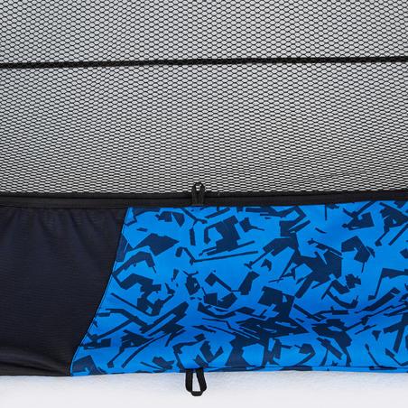 Надувні футбольні ворота Air Kage - Сині/Білі
