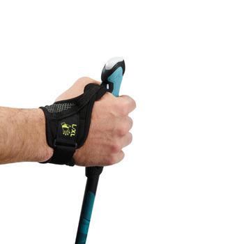 Handlussen voor nordic walking zwart