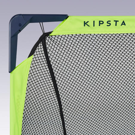 Football Goal Kage - Yellow/Blue