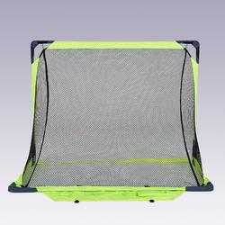 Baliza de futebol Kage Amarelo Azul