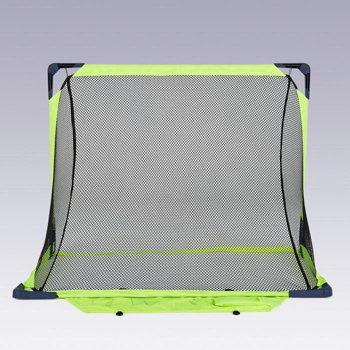 足球球門Kage - 黃藍配色