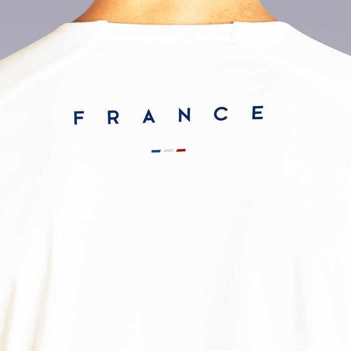 T-shirt de football adulte FF100 France extérieur