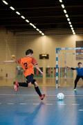 DĚTSKÁ FUTSALOVÁ OBUV Futsal - FUTSALOVÉ KOPAČKY GINKA 900  IMVISO - Futsal